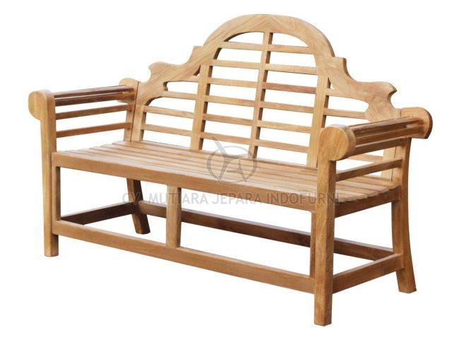 indonesia furniture lutyen bench chair 150