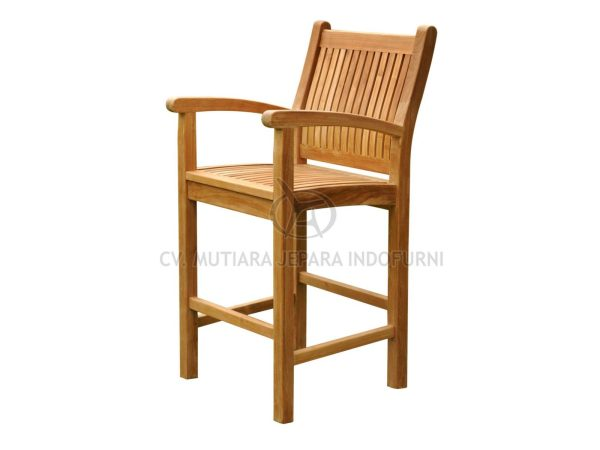 Marley Bar Chair With Arm