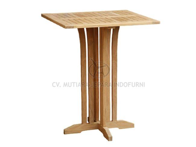 Square Bar Table; Indonesia Furniture