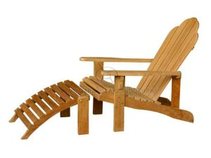 Indonesia Furniture Adirondack Chair for Garden or Outdoor