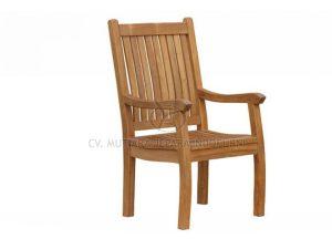 Kintamani Arm Chair High Back