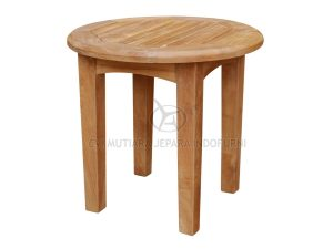 Round Coffee Table Slat 3CM