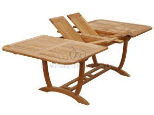 Vista Double Extend Table