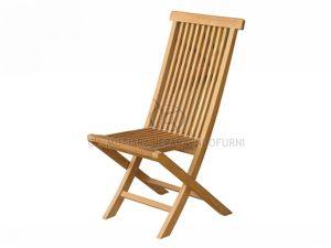 Classic Folding Chair High Back