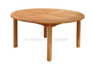 Round Fixed Table 150