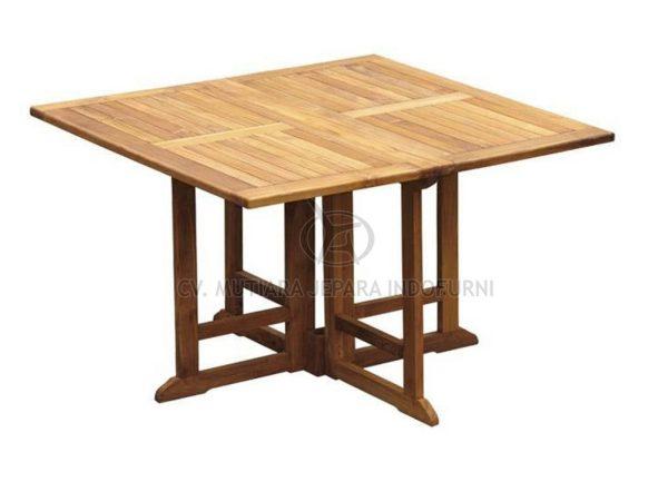 Square Gateleg Table
