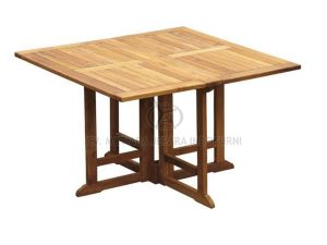 Square Gateleg Table