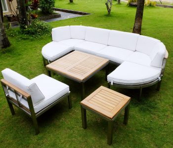 Garden and Outdoor Sofa Indonesia Patio Furrniture