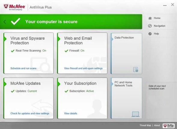 McAfee Antivirus Plus 2019 Free 6 Months Subscription