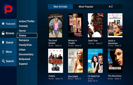 Free Movie App for Android Phone