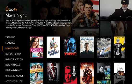 Android Movies App
