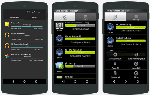 Downloader App for Android 2021