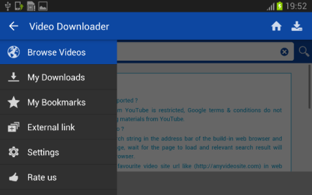Best Video Downloader Apps for Android 2020