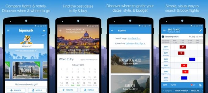 Best Travel Apps for Android