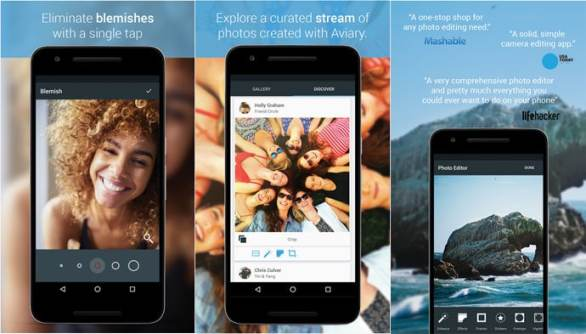 Top Photo Editing Apps for Android 2021
