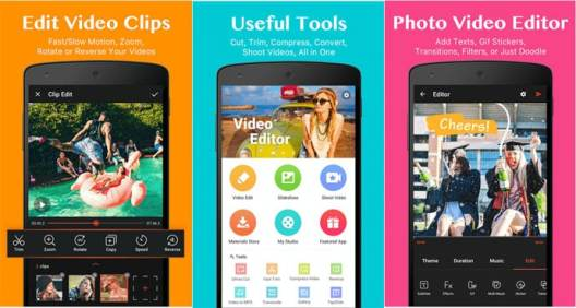Android Video Editor Apps 2021
