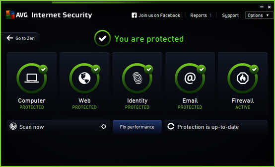 avg antivirus 2016 serial key till 2018 free download