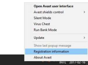 Avast Activation Code