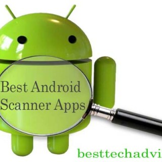 Top 5 Best Android Scanner Apps for Smartphone 2018