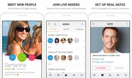 Best Dating Apps for Android 2021