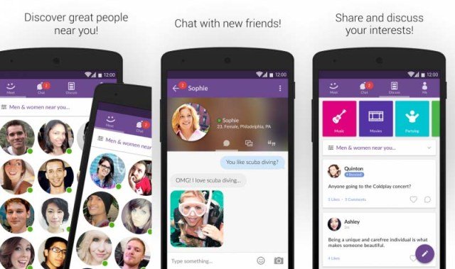 Best Dating Apps for Android 2018