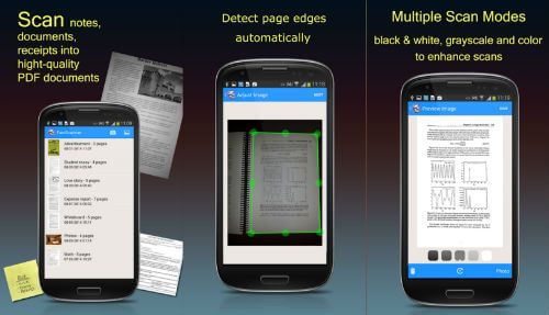 Best Scanner Apps for Android 2019