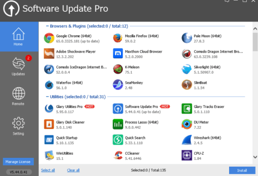 Software Update Pro License Key Free for 1 Year 2021