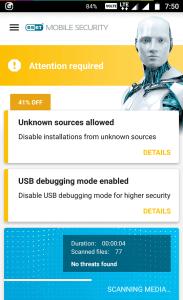 ESET Mobile Security Premium Key Free License for 122 Days