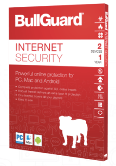BullGuard Internet Security 2021 Free for 90 Days License