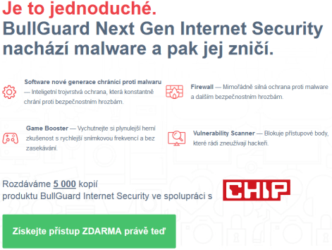 BullGuard Internet Security 2018 Serial Key