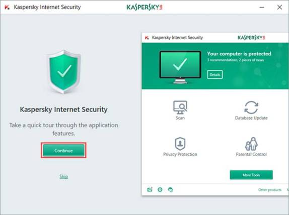 Download Kaspersky Internet Security 2020 Offline Installer