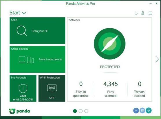 Panda Antivirus Pro Activation Code Free Download