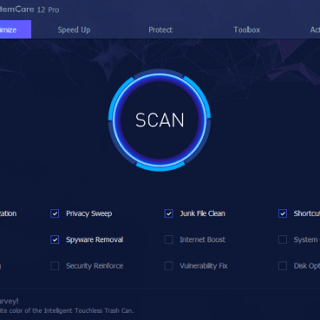 Iobit Advanced SystemCare 12 Pro Free License Key for 6 Months