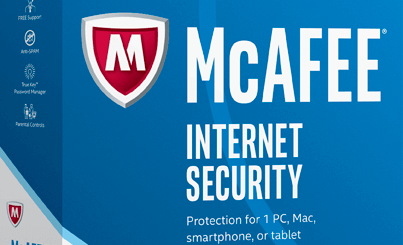 McAfee Internet Security 2019 Activation Code Free for 6 Months