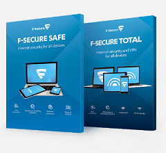 F-Secure SAFE License Key 2021 Free for 1 Year - 5 Devices