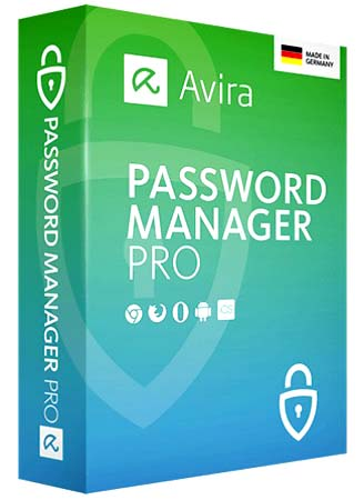 Avira Password Manager Pro License Key Free Download for 1Year