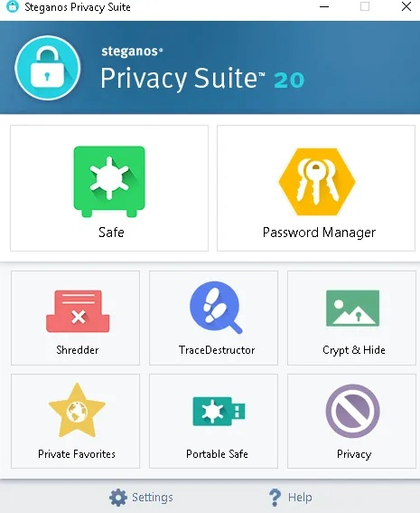 Steganos Privacy Suite 20 License Key Free Download (Latest Version)