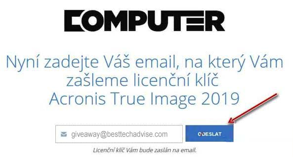 Acronis True Image Serial Key License 2019 Free Download