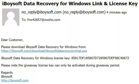 iBoysoft Data Recovery Professional Download for Windows