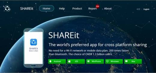 SHAREit Free Download for PC