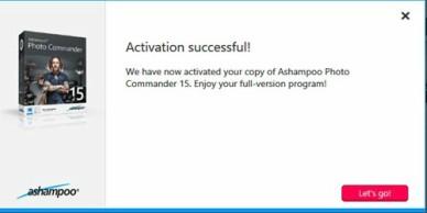 Ashampoo Photo Commander 15 License Key