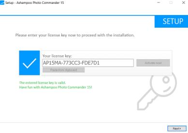 Ashampoo Photo Commander 15 Serial Key Download