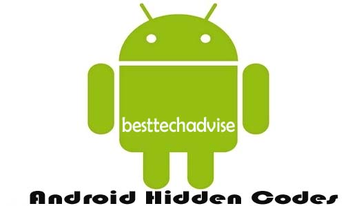 Android Phones Secret Codes 2020 - Secret Hidden Codes