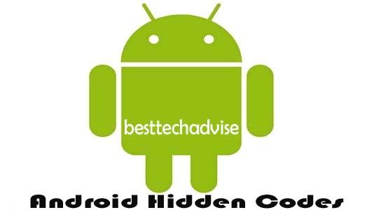 Android Phones Secret Codes 2021 - Secret Hidden Codes