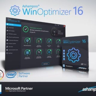 Ashampoo WinOptimizer 16 License Code Free Download