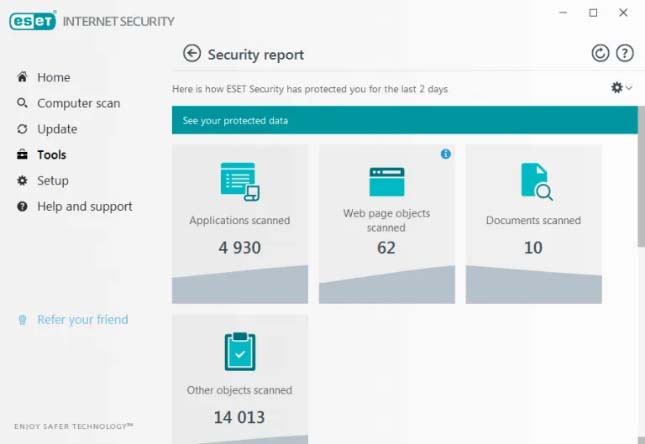 ESET Internet Security 2020 Free Trial for 90 Days / 3 Months