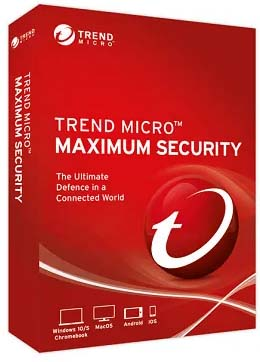 Trend Micro Maximum Security License Free Download for 6 Months