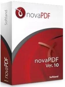 novaPDF Standard 9 Free License Key - PDF Creator