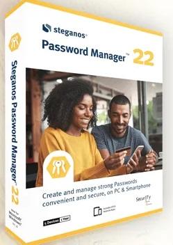 Steganos Password Manager 22 Premium License Key