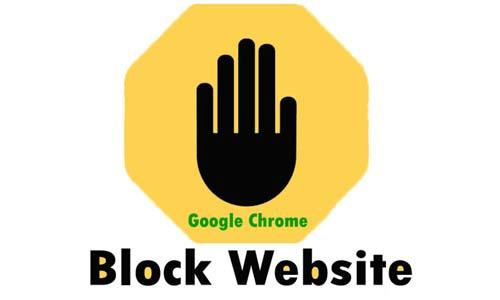 How to Block a Website on Google Chrome Windows 10